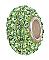 Pave Swarovski Crystals, August